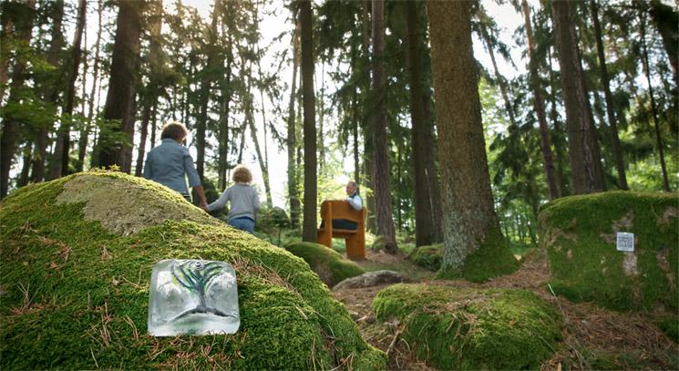 Naturfriedhof Schlosswald