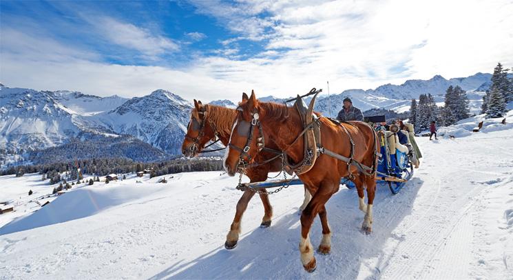 Winterurlaub Alpine Pearls