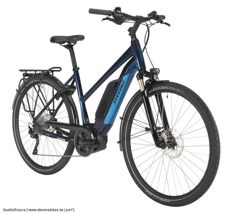 Das Trekkingbike als klassischer Allrounder wird heute meist als E-Bike angeboten. Robuste Technik und gute Tourentauglichkeit sind die entscheidenden Qualitäten.